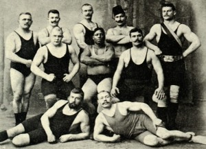 19th century bodybuilders