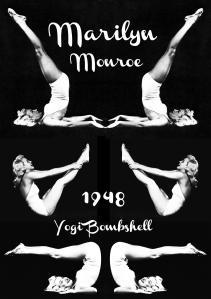Marilyn Monroe: 1948 Yogi Bombshell